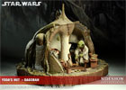 Yodas Hut - Dagobah Sixth Scale Figure Environment