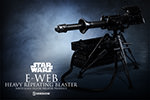 E-Web Heavy Repeating Blaster Sixth Scale Figure Related Product