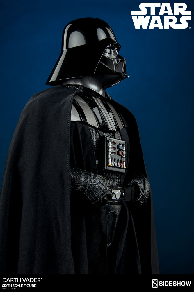 star wars darth vader sixth scale figure by sideshow collect sideshow collectibles. Black Bedroom Furniture Sets. Home Design Ideas