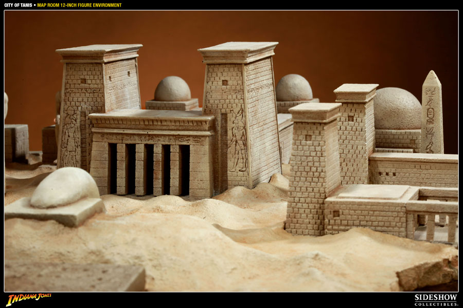 Indiana jones city of tanis map room sixth scale figure en city of tanis map room sixth scale figure related product gumiabroncs Choice Image