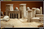 City of Tanis - Map Room Sixth Scale Figure Environment