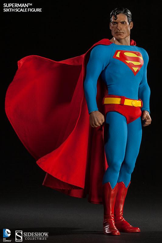 Superman Sixth Scale Figure
