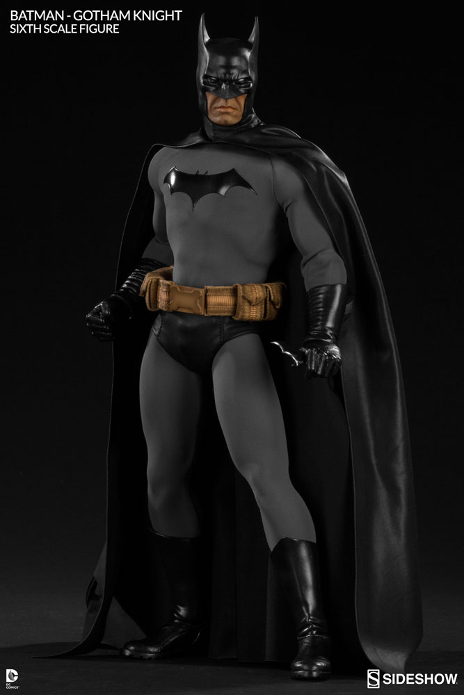batman gotham knight