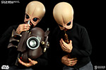 Tedn Dhai and Nalan Cheel Bith Band - Modal Nodes Sixth Scale Figure Set