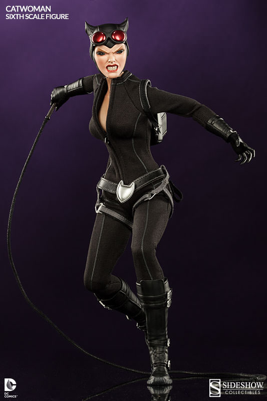 [Sideshow] DC Comics: Catwoman Sixth Scale Figure 100164-catwoman-007