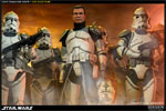 Clone Commander Wolffe Sixth Scale Figure