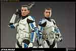 Clone Troopers: Echo and Fives Sixth Scale Figure
