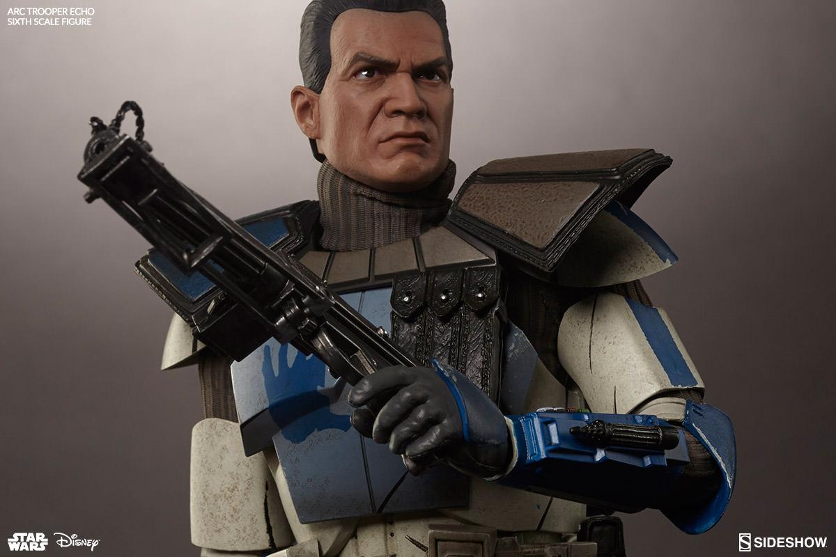 Star Wars Arc Clone Trooper: Echo Phase II Armor Sixth ...