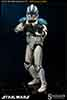 Clone Trooper Deluxe: 501st Sixth Scale Figure