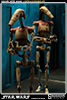 Security Battle Droids Sixth Scale Figure