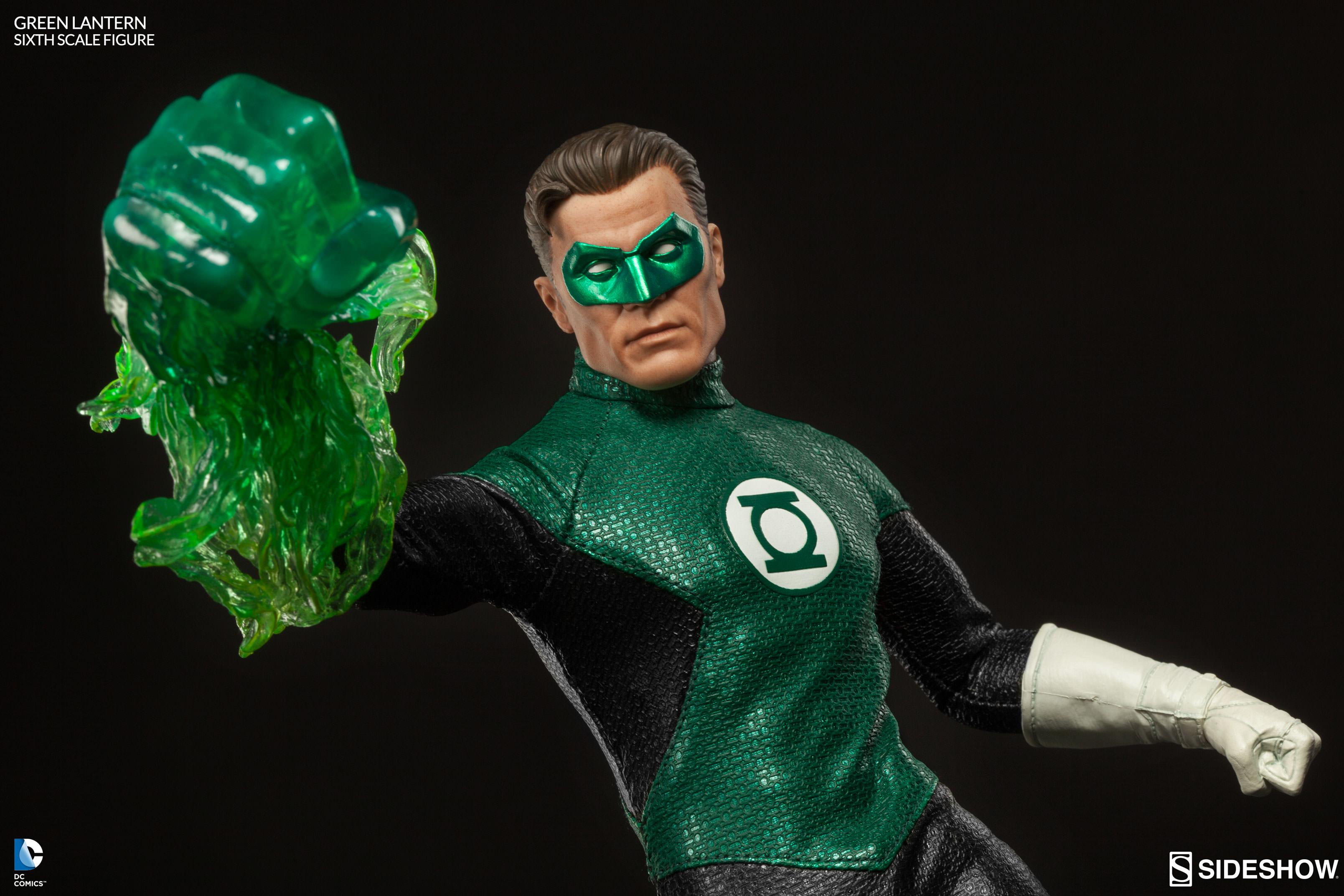 Dc Comics Green Lantern Sixth Scale Figure By Sideshow