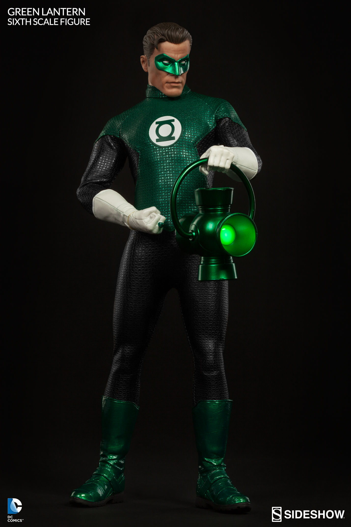 The Green Woman The Empress From The Wildwood Tarot: DC Comics Green Lantern Sixth Scale Figure By Sideshow