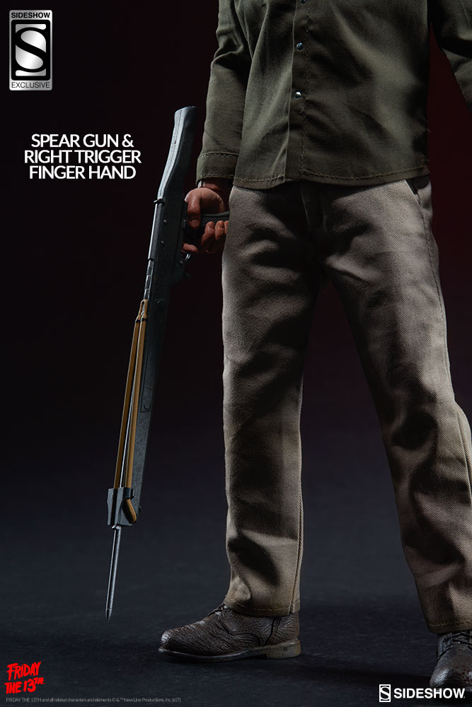 Friday the 13th Jason Voorhees Sixth Scale Figure by ...