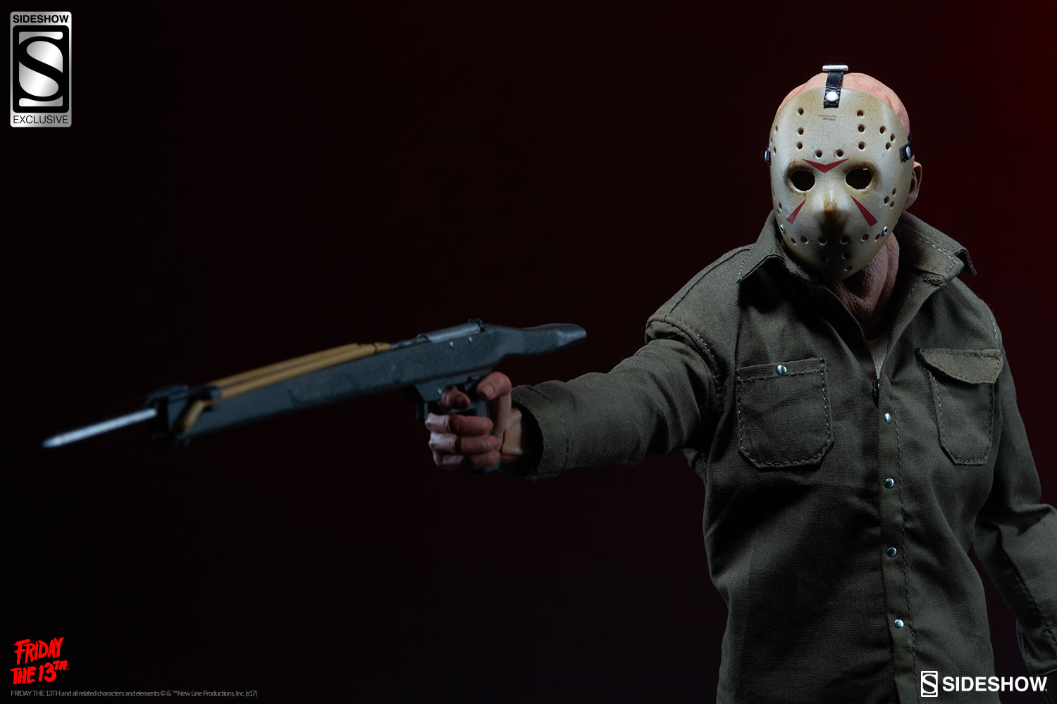 Image result for jason voorhees crossbow