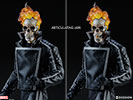 Ghost Rider Sixth Scale Figure