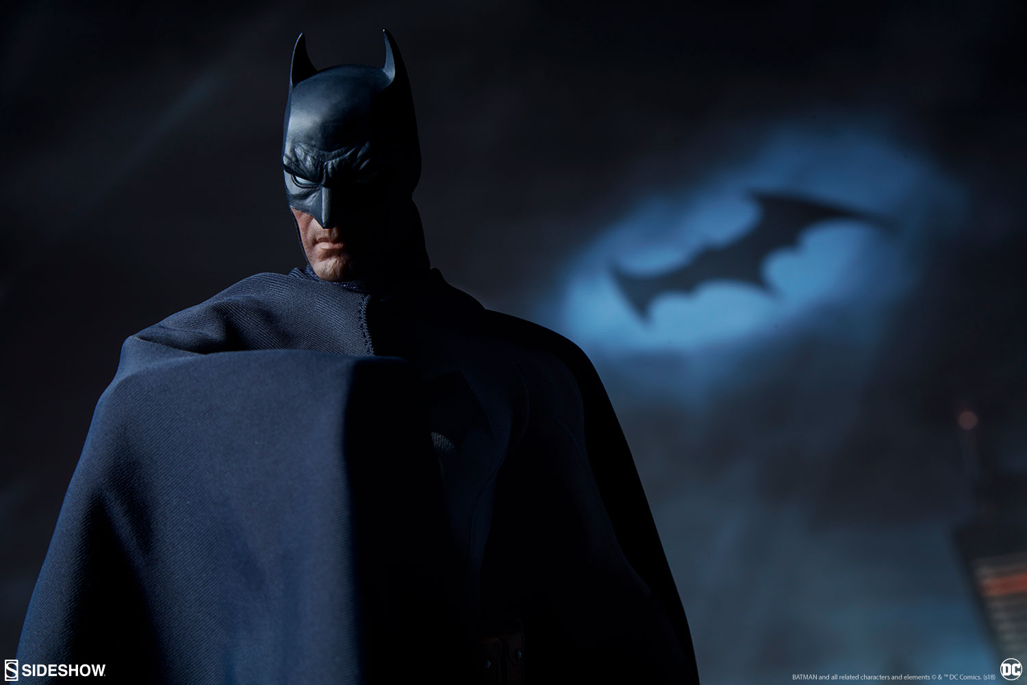 Batman 1/6th Scale Sideshow Collectibles