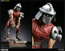 Shredder Polystone Statue
