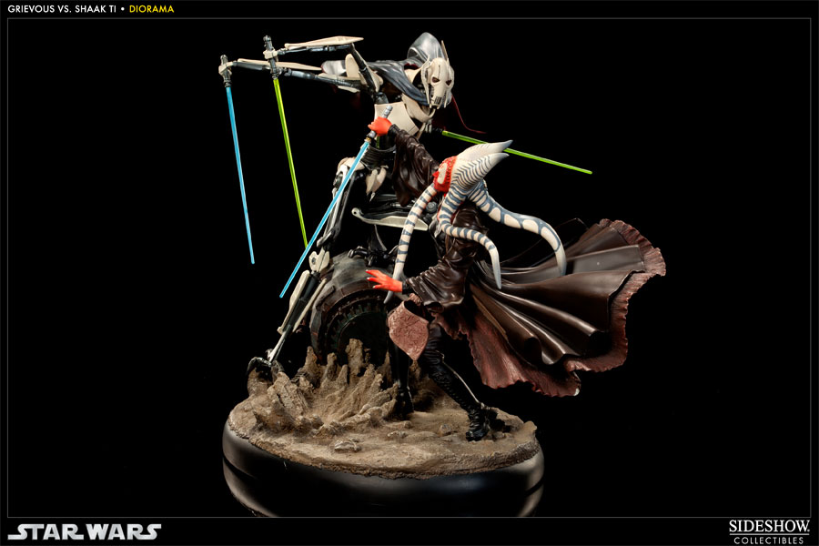 star wars hunt for the jedi shaak ti vs general grievous