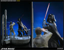 I Am Your Father - Luke Skywalker VS Darth Vader on Bespin Polystone Diorama