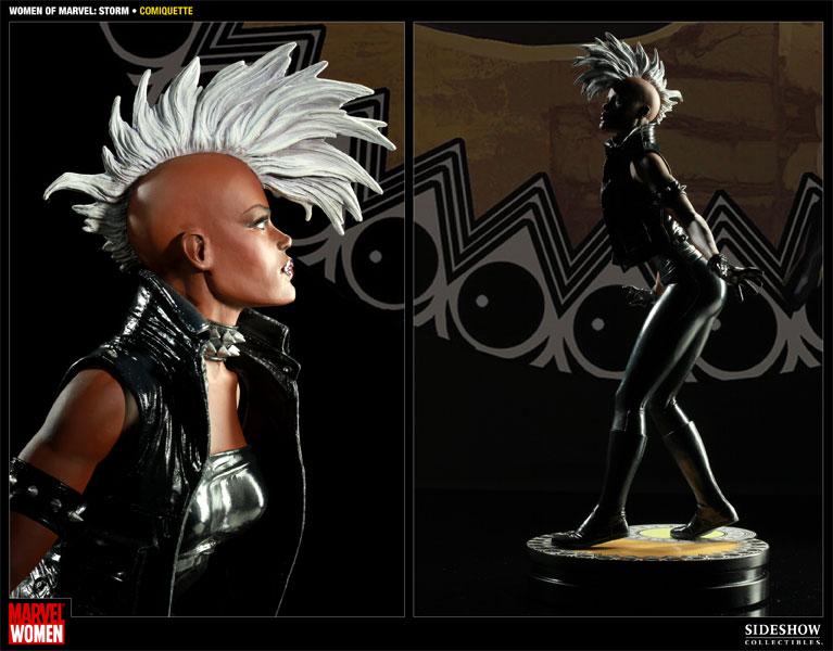 Women Of Marvel Storm Polystone Statue