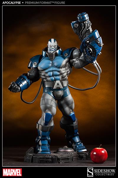 [GUIA] Marvel Premium Format, Maquette e Comiquette Escala 1:4 - Sideshow 200160-apocalypse-010