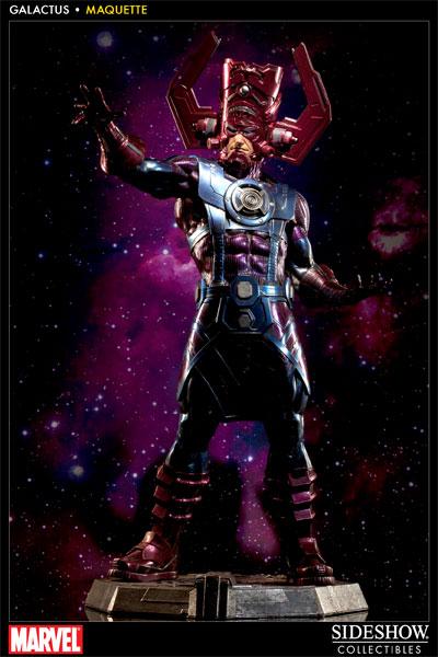 [GUIA] Marvel Premium Format, Maquette e Comiquette Escala 1:4 - Sideshow 200165-galactus-001