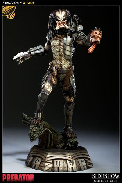 Predator Predator Statue By Sideshow Collectibles