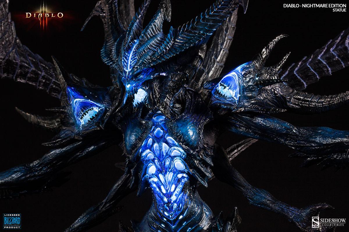 Diablo Iii Diablo Nightmare Edition Statue By Sideshow