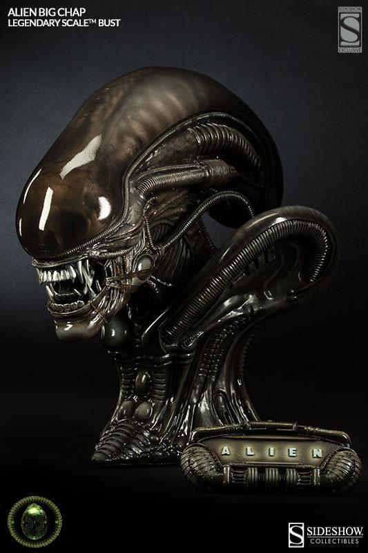 Alien Bust 100