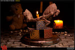 Dont Be Afraid of the Dark Polystone Diorama