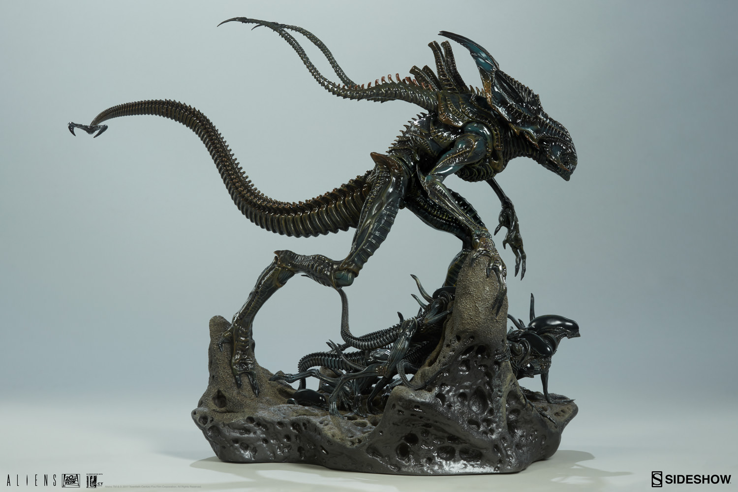 Alien Alien King Maquette by Sideshow Collectibles ...