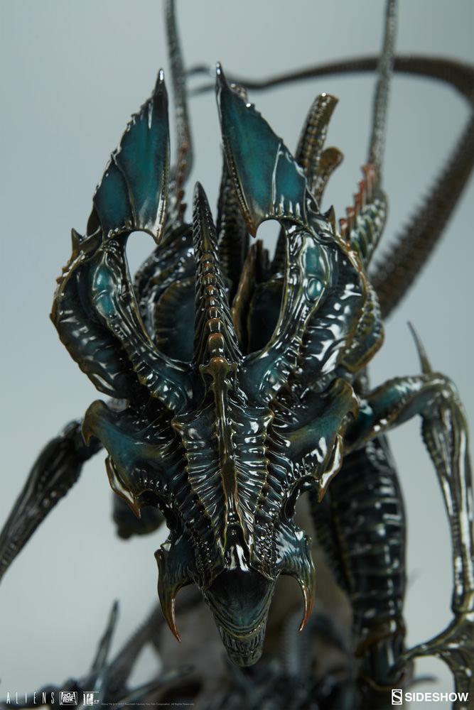Alien King Maquette - ...