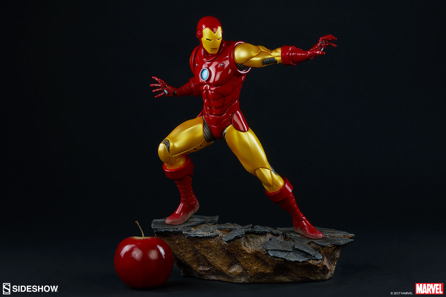 Iron Man Home Marvel Iron Man Statue By Sideshow Collectibles Sideshow