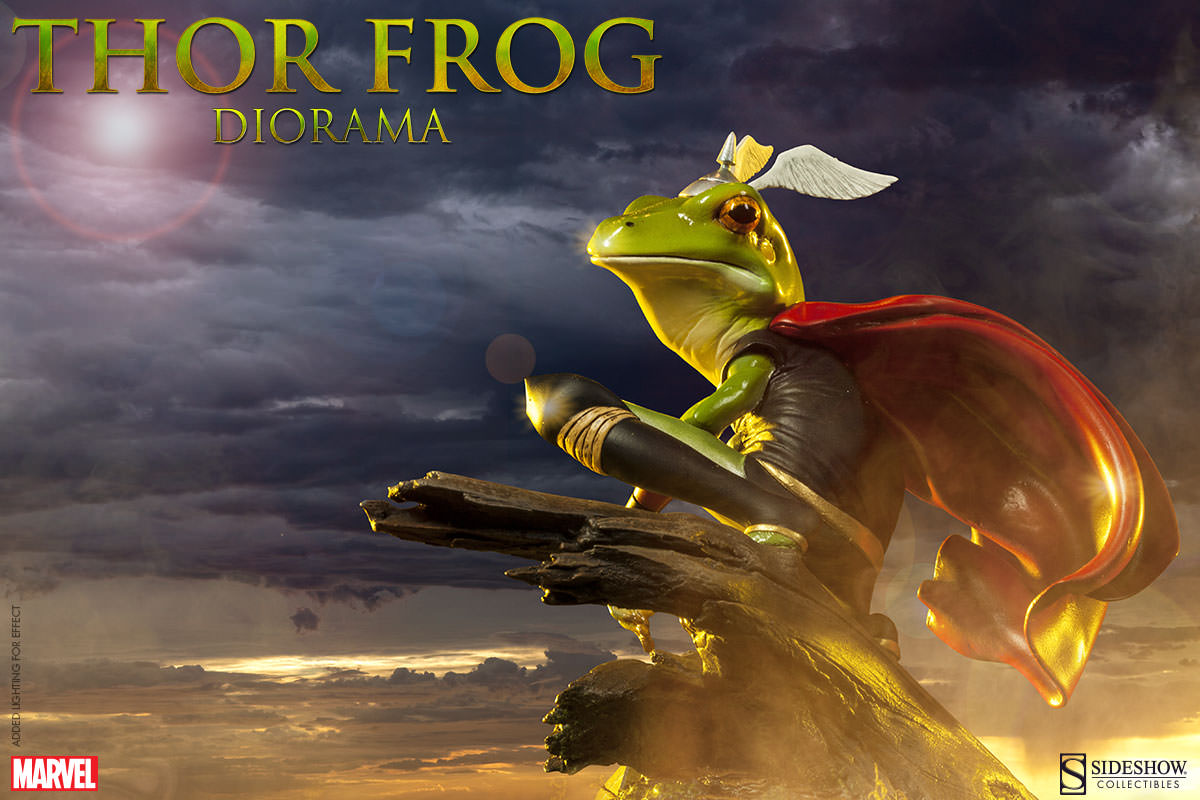 thor frog