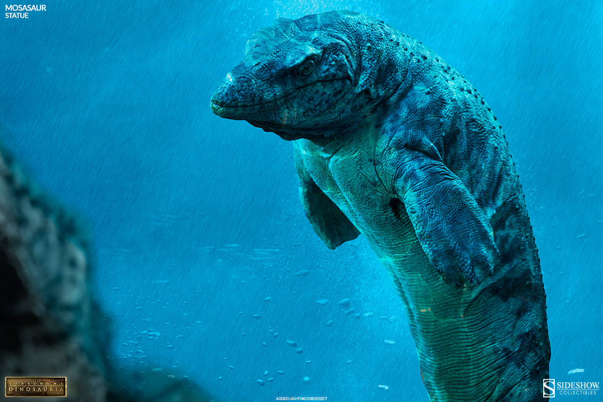 Sideshow's Dinosauria collection debuts Mosasaur | Sideshow Collectibles | Sideshow Collectibles