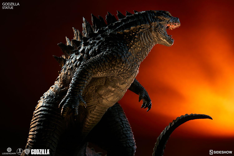 Godzilla Godzilla Stat...
