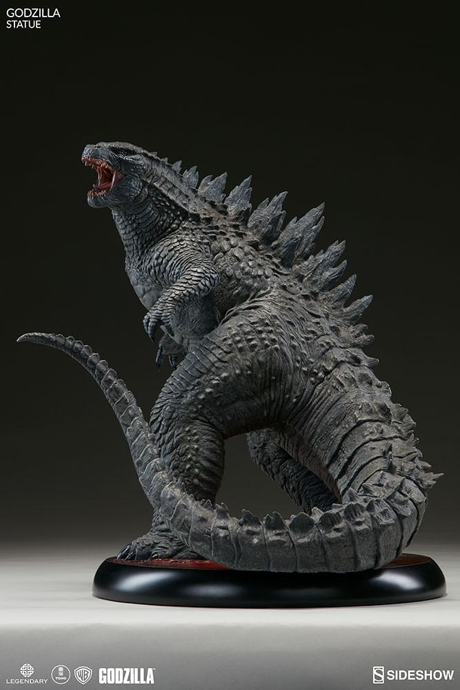Godzilla Godzilla Statue By Sideshow Collectibles