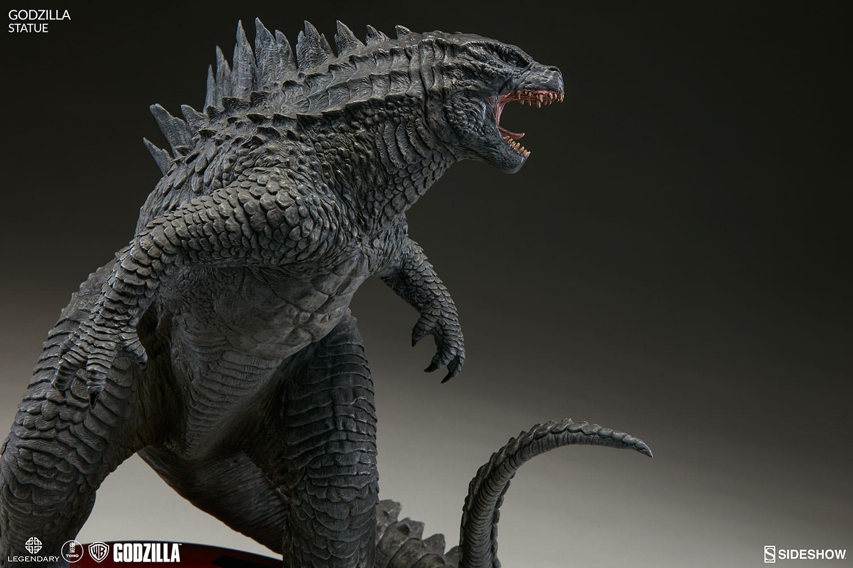 Iron Man Home Godzilla Godzilla Statue By Sideshow Collectibles