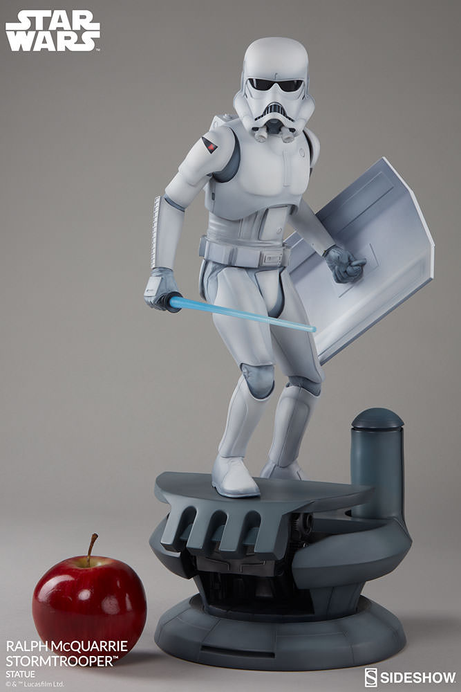 Star Wars Stormtrooper Statue By Sideshow Collectibles
