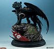 Toothless Statue