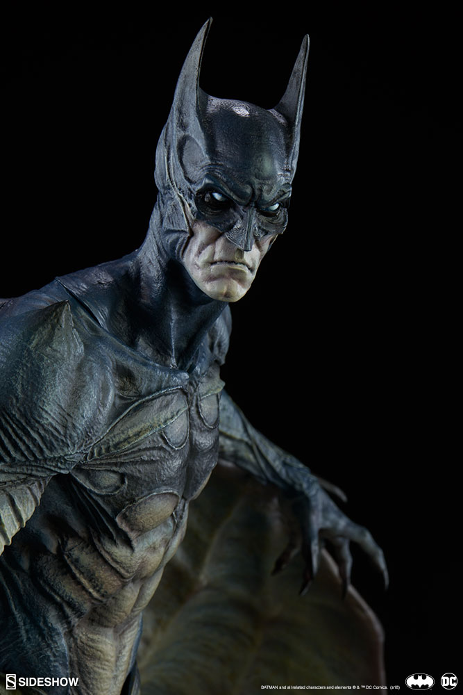 DC Comics Batman Statue by Sideshow Collectibles ...