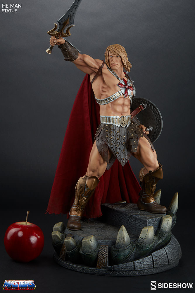 Masters Of The Universe Sideshow He-Man