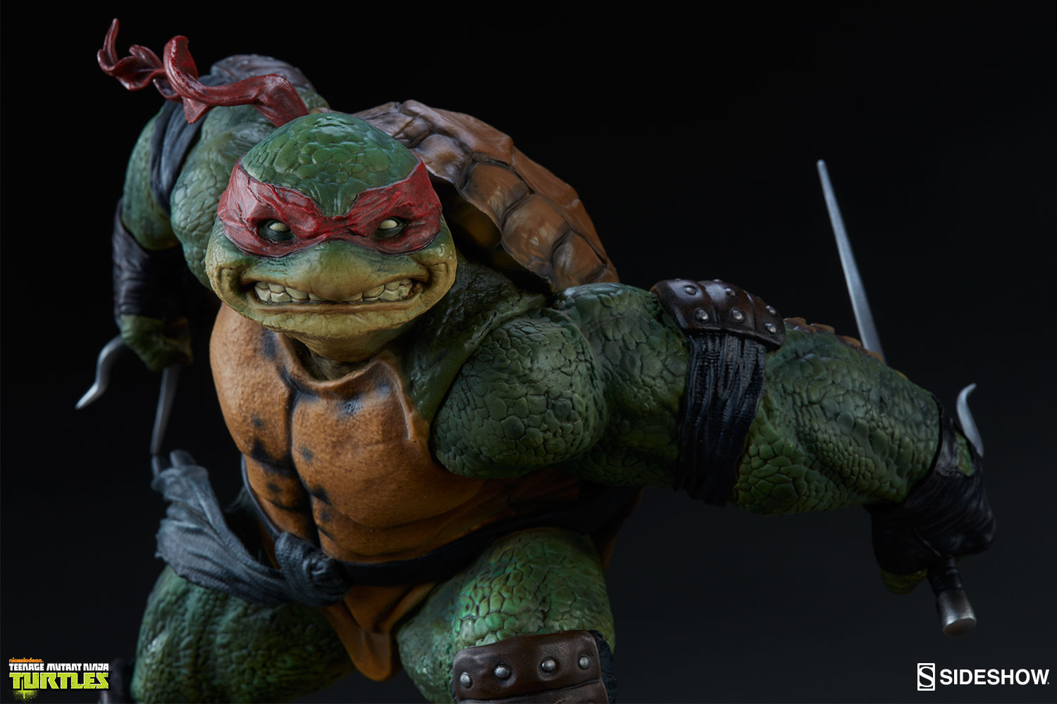 TMNT Raphael Statue by Sideshow Collectibles   Sideshow ...  TMNT Raphael St...