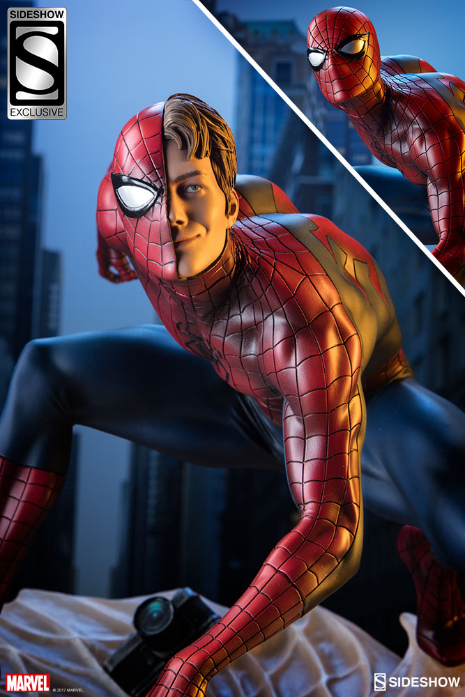 Marvel Spider-Man Statue by Sideshow Collectibles ...