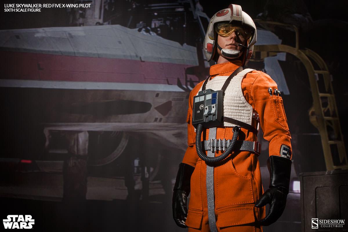 star wars force rebelle luke skywalker red 5 x wing pilote page 2. Black Bedroom Furniture Sets. Home Design Ideas