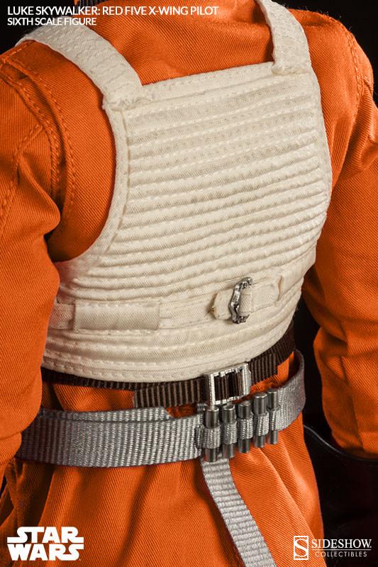[Sideshow] Star Wars: Luke Skywalker: Red Five X-Wing Pilot Sixth Scale Figure 2132-luke-skywalker-red-five-x-wing-pilot-010
