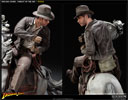 Indiana Jones 'Pursuit of the Ark' Polystone Statue