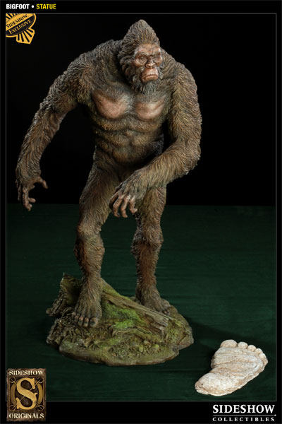 Bigfoot Statue by Sideshow Collectibles | Sideshow Collectibles