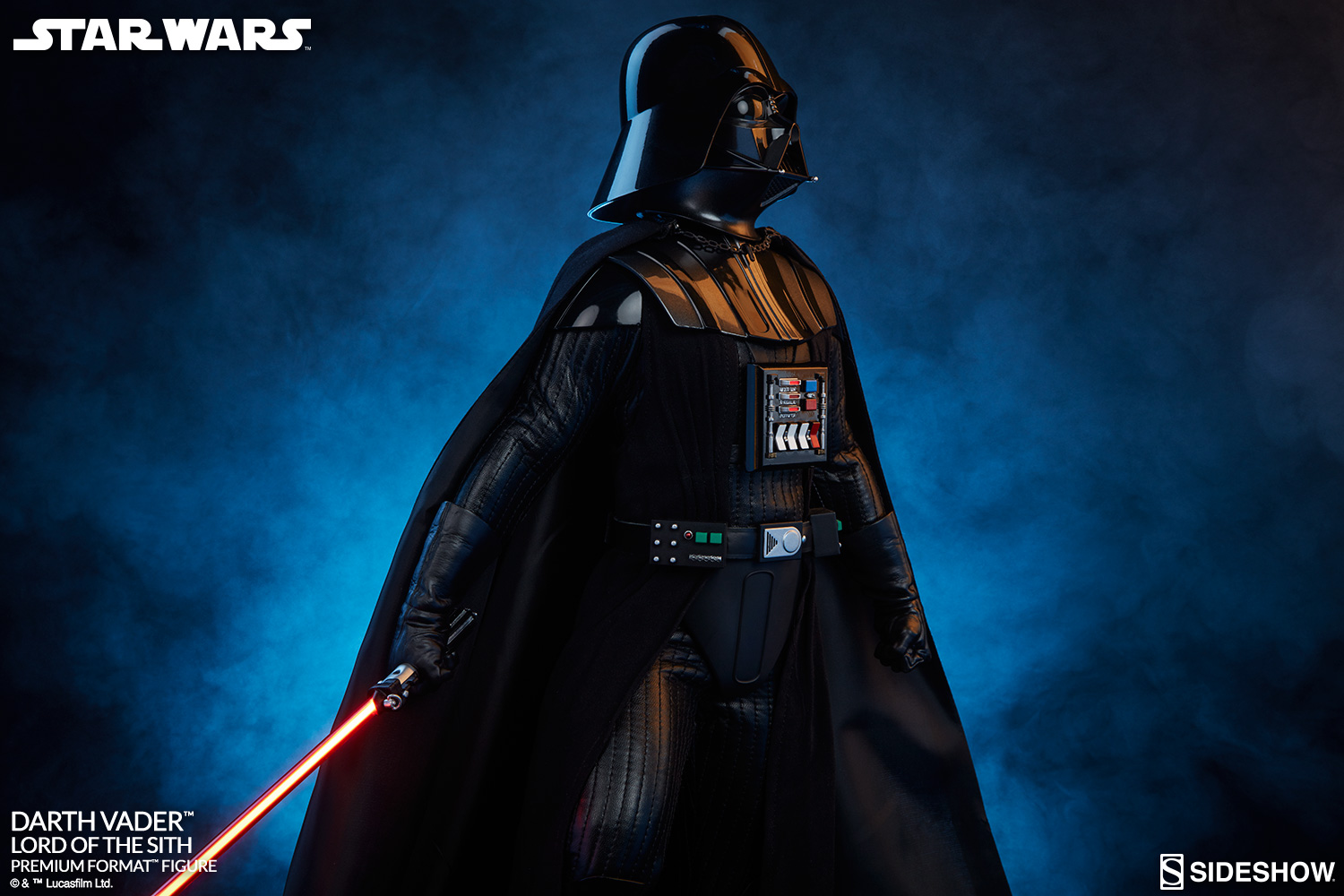 star wars darth vader lord of the sith premium format tm sideshow collectibles. Black Bedroom Furniture Sets. Home Design Ideas