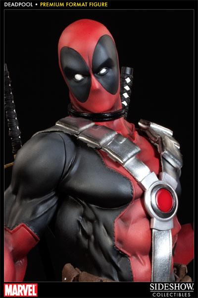Marvel Deadpool Premium Format Figure By Sideshow